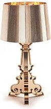 BOURGIE-Lampe à poser H68-78cm Cuivre Kartell -