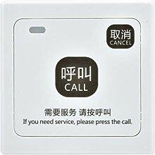Bouton d'appel sans fil, alerte sans fil