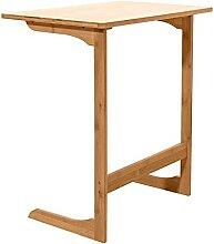 Bouts De Canapé Table d'appoint de bambou en