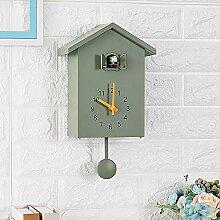 BPDD Horloge à Coucou, Voix d'oiseau Naturel