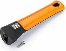 BRA A990944 Manche poêle Efficient Orange,