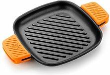 BRA Efficient Iron–poêle Grille Grille
