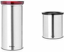 Brabantia 476181 Boîte pour dosettes à café