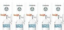 Brabantia Lot de 5 paquets de 10 sacs poubelle