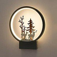 Bradoner Lampe Murale Nordique Créative Lampe De