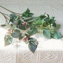 Branche d'arbre japonaise coréenne avec