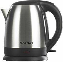 Brandt BO1215X - Bouilloire Électrique - 1,2L -