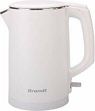 Brandt BO1518CTW - Bouilloire Électrique - 1,5L -