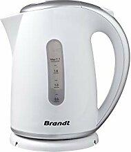 Brandt BO1705S - Bouilloire Électrique - 1,7L -