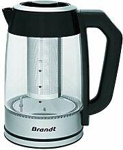 Brandt TH1700EV - Théière Programmable - 1,7L -