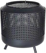 brasero - avec barbecue