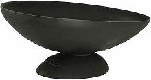 Brasero ovale FF132 - Esschert Design