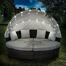 BRAST Canapé de Jardin Exterieur en resine