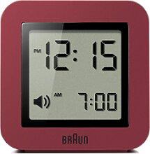 Braun BNC018R réveil de voyage numérique