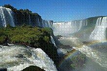 Brésil Iguazu Falls Jigsaw Puzzle pour adultes
