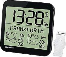 BRESSER Station météo LCD Résistant aux