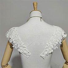 Bretelles perlées Accessoires de mariage