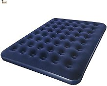 BricoLoco Matelas gonflable pour camping, voiture,