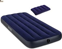 BricoLoco Matelas + oreiller gonflable individuel