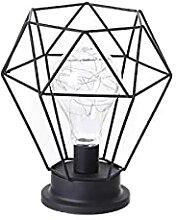 BrightBulb Lampes De Table Rétro Chambre Salon