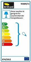 Brilliant AG 92604/11 Lampe de Bureau