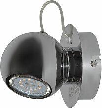 Brilliant - Applique murale LED design Sphere Spot
