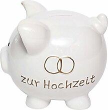 Brillibrum Tirelire design en forme de cochon pour