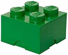 Brique de rangement LEGO 4 plots, Boîte de