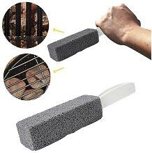 Briques de nettoyage pour Barbecue avec poignée,