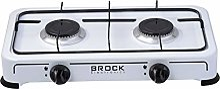 brock Electronics gs-002-w Réchaud à gaz,