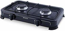 brock Electronics gs-2002-bk Réchaud à gaz,