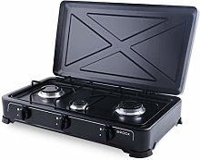 brock Electronics gs-2003-bk Réchaud à gaz,