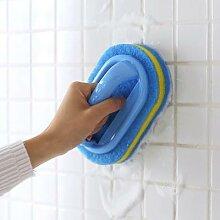 Brosse de nettoyage de mur de verre, outil de