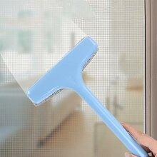 Brosse de nettoyage ménager pour vitres,