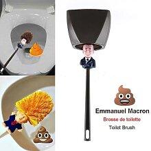 Brosse de Toilette pour toilettes, Emmanuel