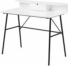 BROVA - Bureau design / Bureau industriel - blanc