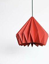 Brownfolds Abat-Jour Origami De Papier; Double