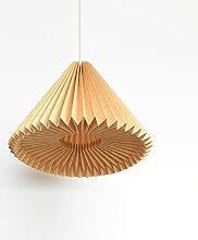 Brownfolds TIPI Mini lot de 2 abat-jour origami en