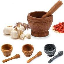 Broyeur à épices en résine, bol pratique, outil