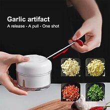 Broyeur à légumes manuel, presse-ail, broyeur,