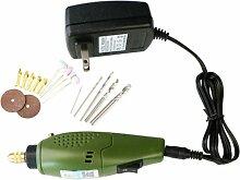 Broyeur électrique perceuse électrique bricolage