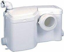Broyeur WC Ancoflow Blanc