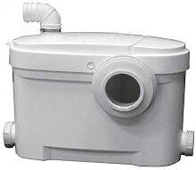 Broyeur WC indépendant 3 entrées Bacan