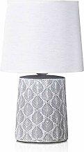 BRUBAKER - Lampe de table/de chevet - Design