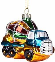 BRUBAKER - Suspension pour Sapin de Noël - Camion