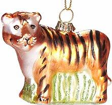 BRUBAKER - Suspension pour Sapin de Noël - Tigre