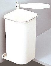 Bruynzeel Matera Poubelle encastrable Blanc 232799