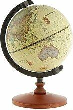 BSJZ Globe de Bureau, Carte de géographie de
