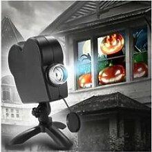 BTH20898-Projecteur Vidéo Fenêtre pour déco