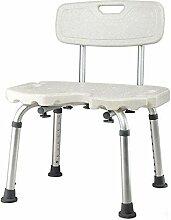 BTOOSTOATH Chaise orthopédique de Douche en Forme